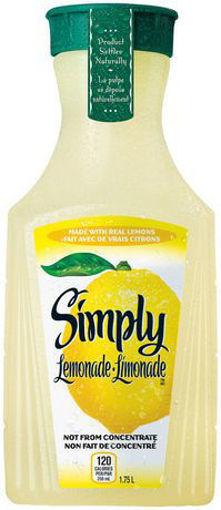 Image sur 1.65L Simply Limonade