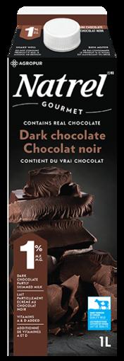 Image sur 1L Choco Noir Natrel