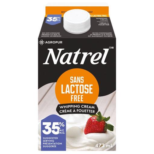 Image sur 473ml 35% S-Lactose