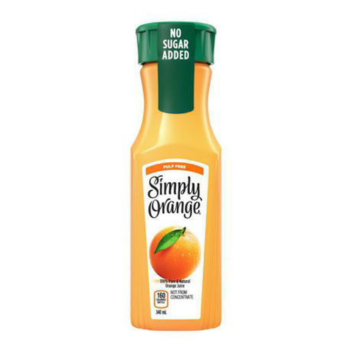 Image sur 340ml Orange
