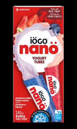 Image sur Iogo Zip tube Fra-Melon,Bleuet
