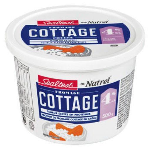 Image sur 500g Cottage 4%