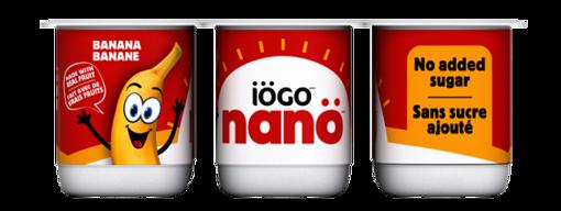 Image sur Nano 6x60g Banane