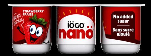 Image sur Nano 6x60g Fraise