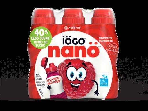 Image sur Nano Framboise 6x93ml