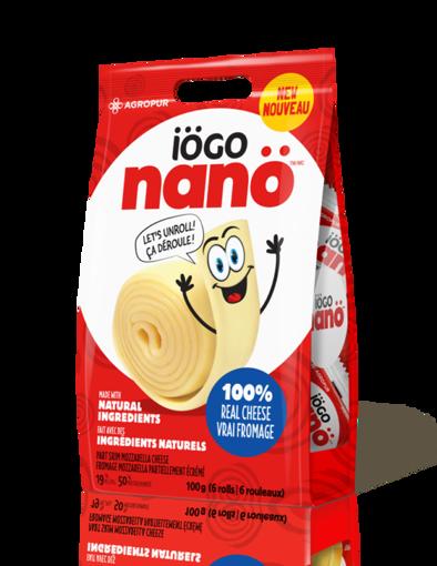 Image sur Nano Mozz Roll 6x17g