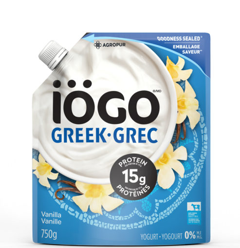 Image sur 750g Greko 0% Vanille