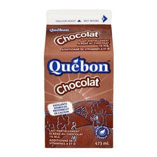 Image sur Chocolat 473ml